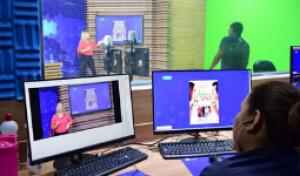 Centro de Mídias transmite última aula do Projeto Hora do Saeb em 2019