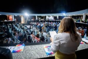 Secretaria de Educação realiza simpósio em homenagem aos 14 anos do Centro de Mídias do Amazonas
